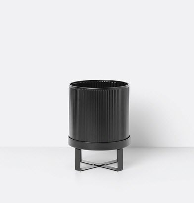BAU Pot Black Small