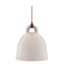 Bell Lamp Small Sand