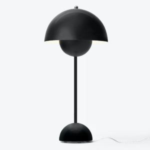 Bordlampe Flower Pot VP3 Matt Black