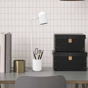 Buddy Bordlampe Off-white