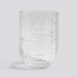 Colour Vase Clear HAY