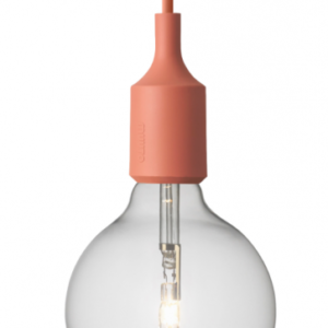 E27 lampe LED Terracotta Muuto