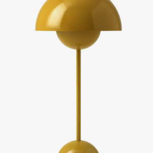 Flower Pot Table Lamp VP3 Mustard
