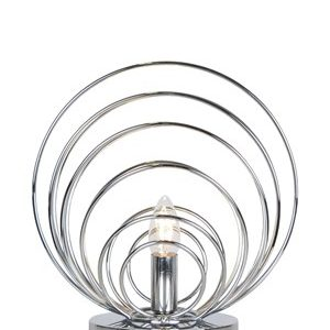 Globen Lighting Bordlampe Aurora - Krom