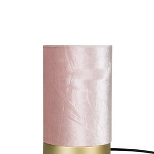 Globen Lighting Bordlampe Velvet - Rosa