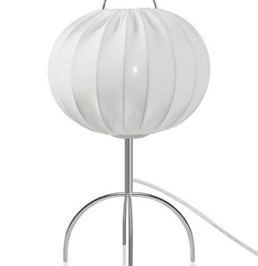 Globen Lighting Scandi Bordlampe Krom