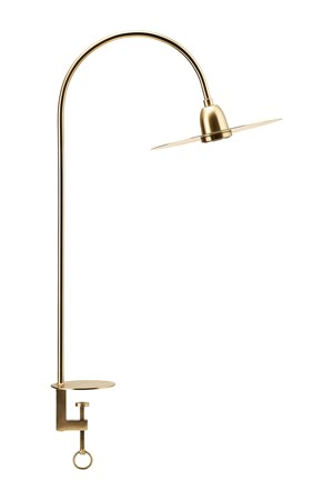 House Doctor Bordlampe Glow - Messing