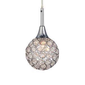 Markslöjd Cora Taklampe Chrome/Briliant