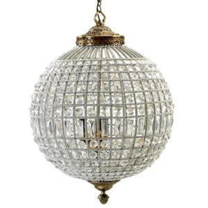 Nordal Crystal lamp taklampe - Large