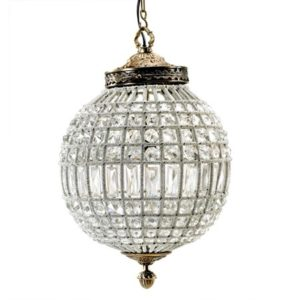 Nordal Crystal lamp taklampe - Medium