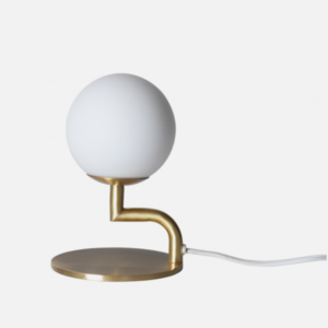 Pholc Mobil Table Brass