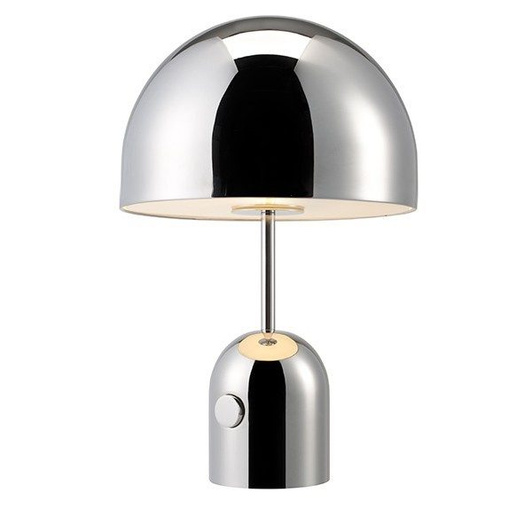 Tom Dixon Bell Table Light Crome