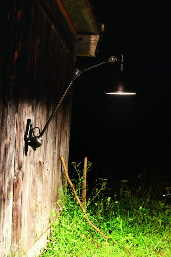Vegglampe No222 XL Outdoor
