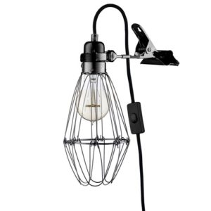 Work Lamp Black