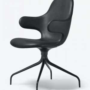 Catch Chair H2 Black Leather