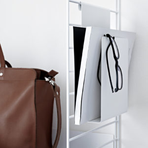 Magasin/Ipad holder