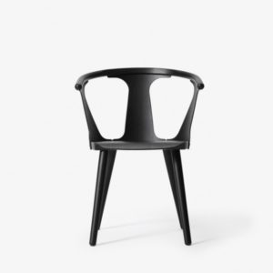 &tradition - In between chair SK1- Svart