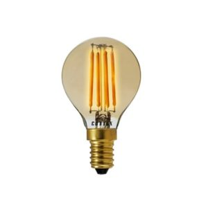 Cottex LED Amber E14 Klot 3,5 W