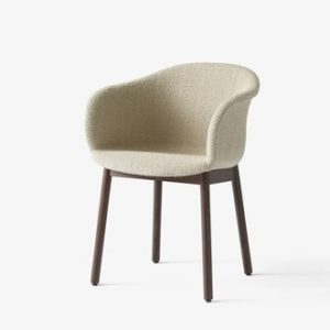 &tradition - Elefy Stol JH31 - Upholstery - Wooden legs