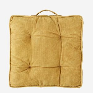 Corduroy chair pad