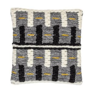 Cushion, Multi-color, Wool