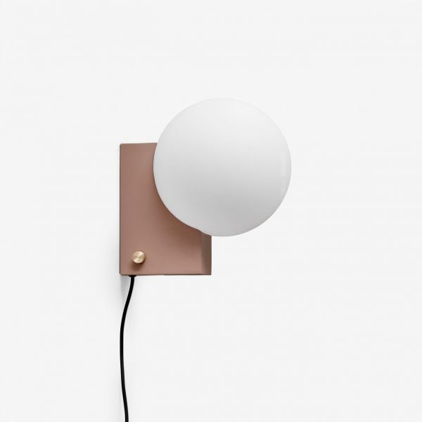 &tradition - Journey bord/vegglampe SHY1 - Clay