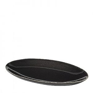 Fat Oval S Nordic Coal Steingods, W13,6XL22 CM