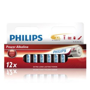 Fashion Power Alkaline AA 12 Pack