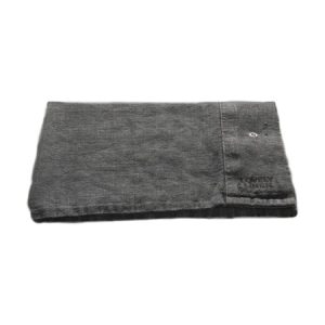Lovely linen putetrekk – Dark grey