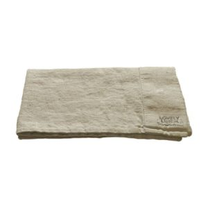 Lovely linen putetrekk – Light grey