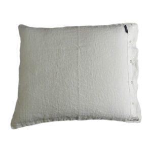 Lovely linen putetrekk – Off white