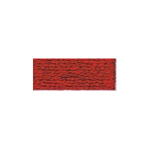 DMC Mouliné Light Effects Broderigarn E321 Ruby Red
