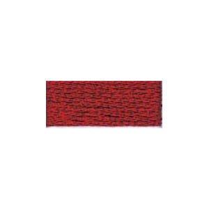 DMC Mouliné Light Effects Broderigarn E815 Dark Red Ruby