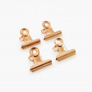 KAILA Poster Clip Rose Gold 30 mm - 4-p