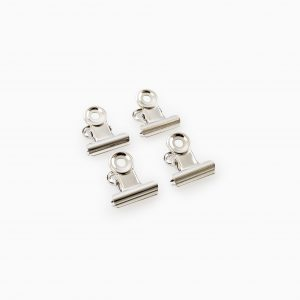 KAILA Poster Clip Silver 20 mm - 4-p