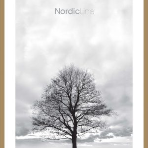 NordicLine Dijon Yellow 30x40 cm
