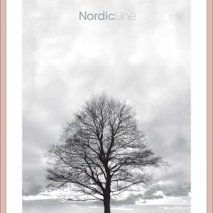 NordicLine Dirty Rose 15x21 cm