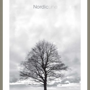 NordicLine Green Leaf 30x40 cm