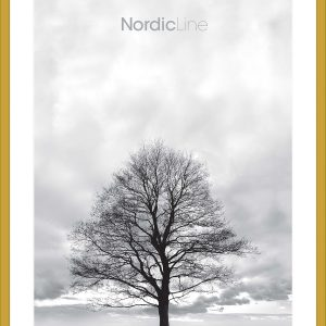 NordicLine Lemon Curry 42x59.4 cm