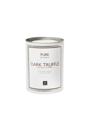 Pure SCENTED CANDLE dark truffle 200g