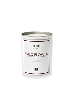Pure SCENTED CANDLE wild flower 200g